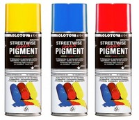 Molotow Streetwise Pigmentspray spuitbus