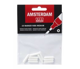 Amsterdam nibs medium set a 10 nibs
