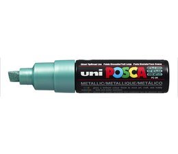 Uni-Posca marker large PC8K metallic groen