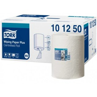 Tork Tork Wiping Plus Centerfeed Poetspapier  2-laags M2