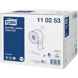 Tork Tork MiniJumboToiletRoll 110253
