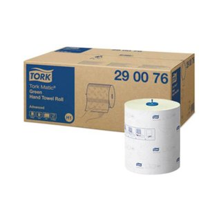 Tork Tork Matic® Handdoekrol 2-laags Groen H1 Advanced