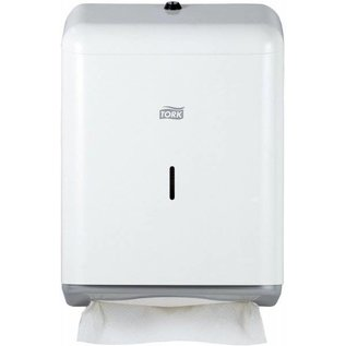Tork Tork Z-vouw/C-vouw Handdoek Dispenser Metaal Wit H3