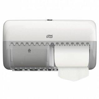 Tork Tork Traditioneel Toiletpapier Dispenser Kunststof Wit T4