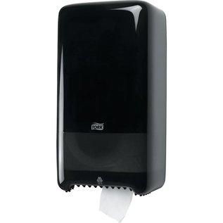 Tork Tork Twin Mid-size Toiletpapier Dispenser Kunststof Zwart T6