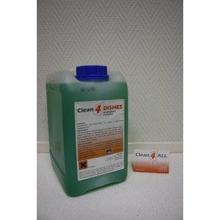 Clean4all Clean4all spoelglans vaatwas