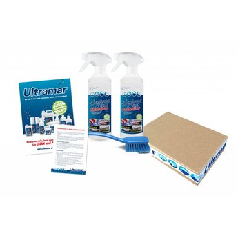 Ultramar Maintenance kit for boat cover, tent or awning