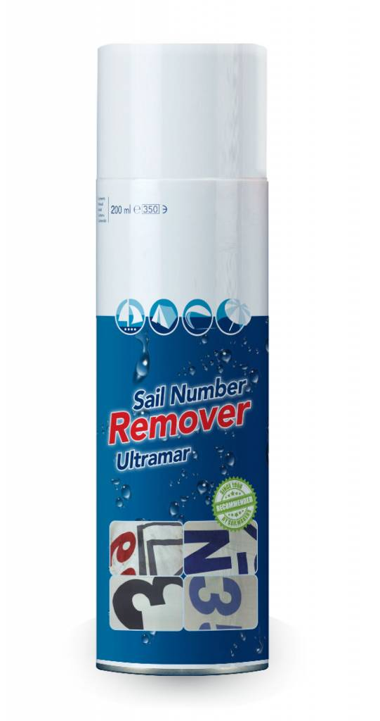Ultramar Cleaner Sail Number Remover 200 ml