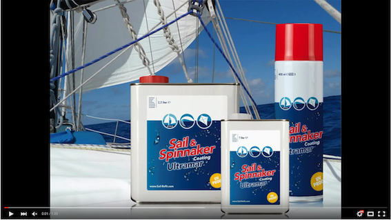 Video Sail Coating