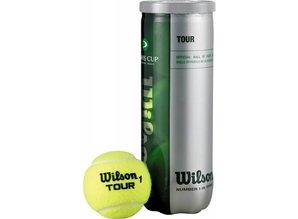 Wilson Wilson Tour Davis Cup 3 tin