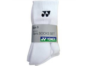 Yonex Sock 3 pack