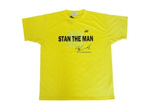 Yonex Stan the man t-shirt