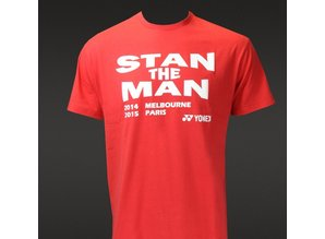 Yonex Stan the man shirt