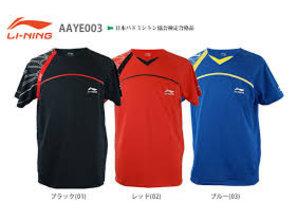 Li Ning Polo team china Rood