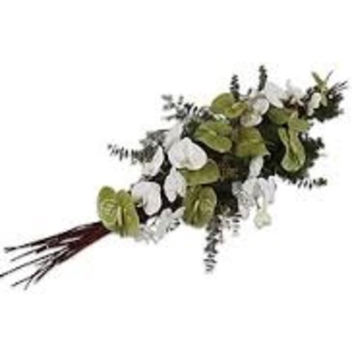 Eucalyptus rouwboeket