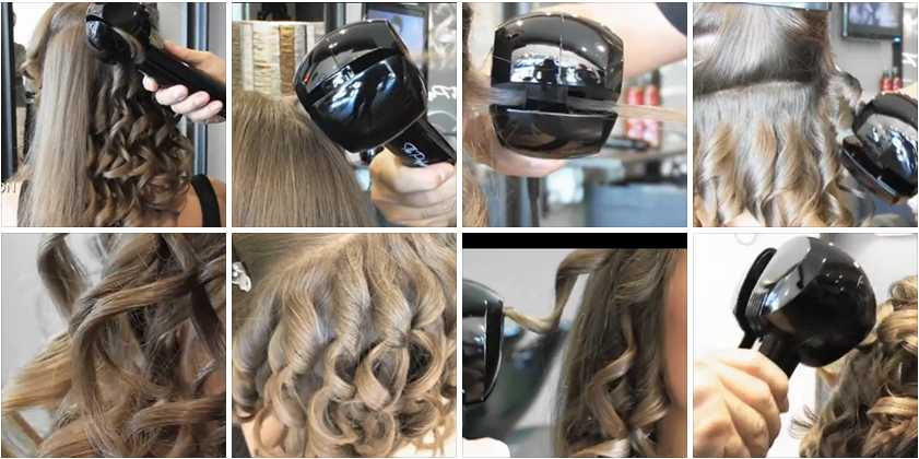 MiraCurl curling iron, The professional BabylissPro MiraCurl
