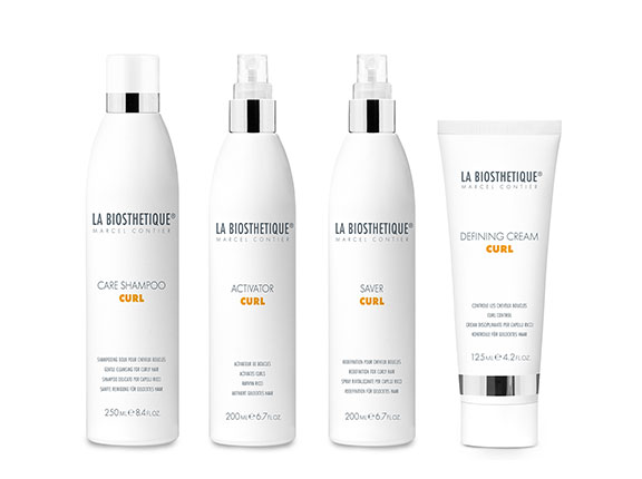 La Biosthetique Curl Care & Style hair products