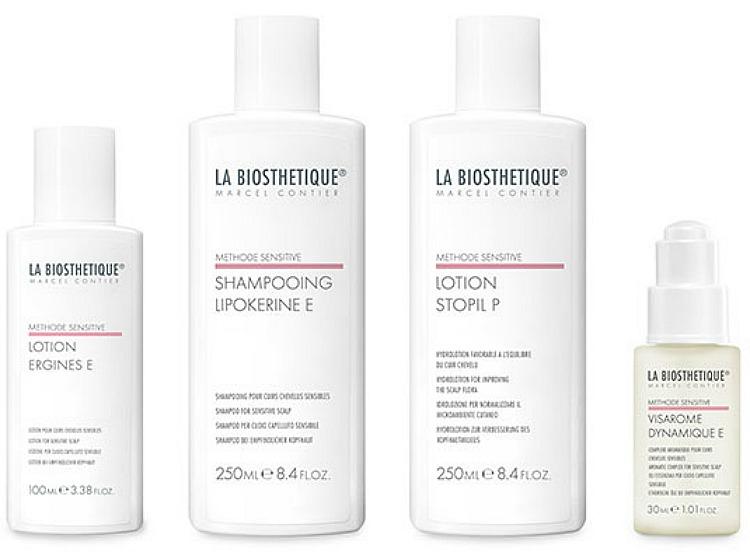 La Biosthetique Methode Sensitive for sensitive hair and sensitive scalp