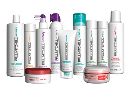 Paul Mitchell haarproducten