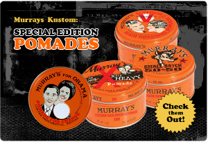 Murray's Pomades and styling wax ideal for men