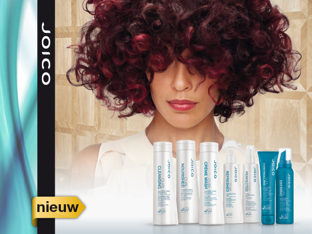 Joico Curl Essentials
