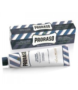 PRORASO Shaving Cream for Dry Skin