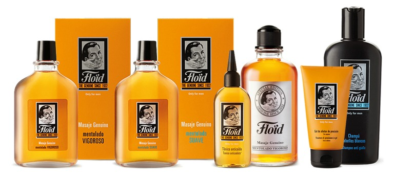 Floïd producten ontwikkeld voor de echte man