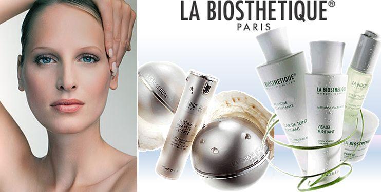 La Biosthetique haarverzorging- huidverzorging en make-up