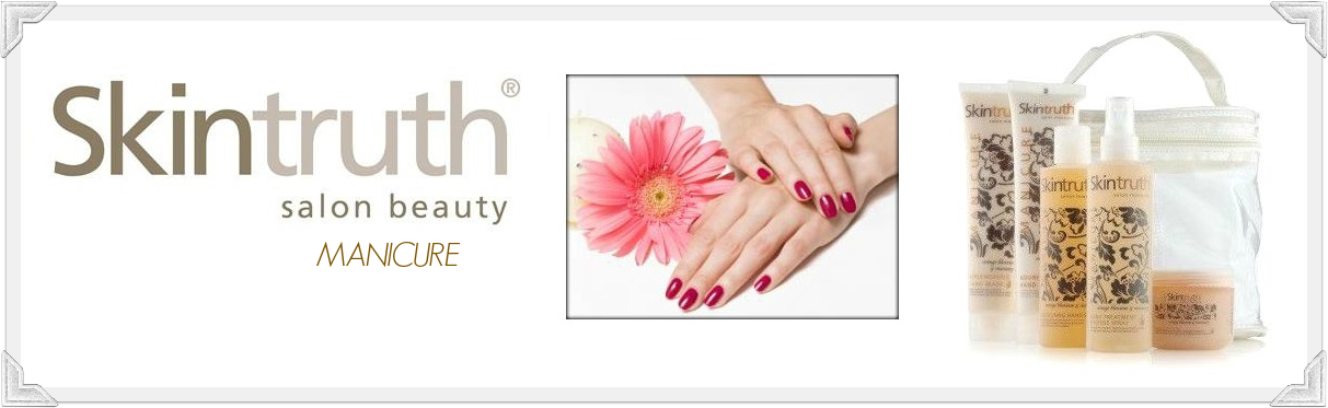 Skintruth spa Manicure products