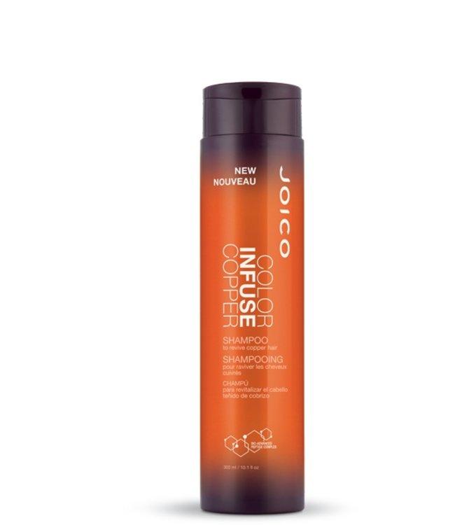 JOICO Color Infuse Copper Shampoo
