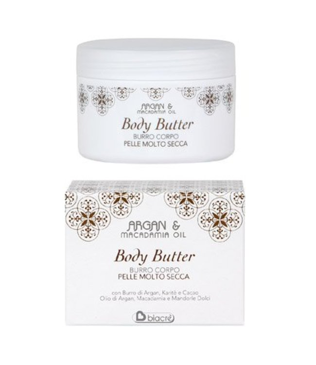 Biacre Argan and Macadamia Body Butter