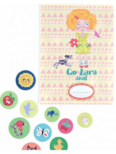 Cheerycharts Belonen Go Lara