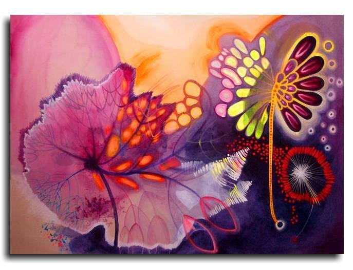Schilderijen op canvas