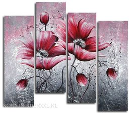 Dansende poppies