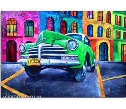 Cubaanse auto
