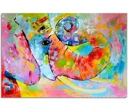 Olifant is verliefd
