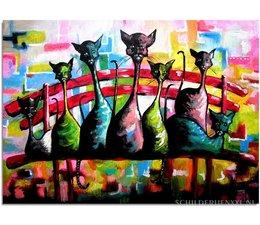 Schilderij 447