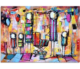 Schilderij 486