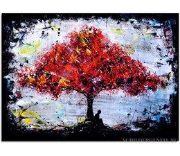 Onder de rode boom