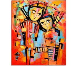 Schilderij 555