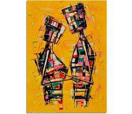 Schilderij 566