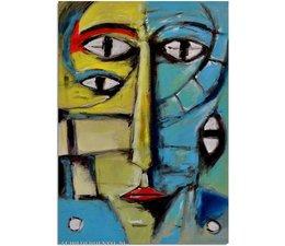 Schilderij 609