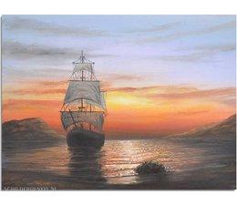 Schilderij 689