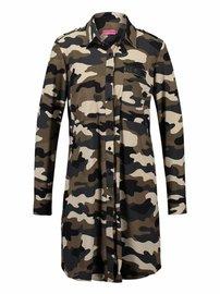Woopy camouflage legergroen