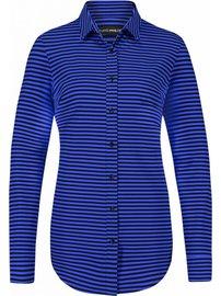 Poppy stripe | donkerblauw - kobalt