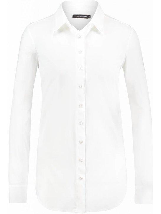Poppy blouse white