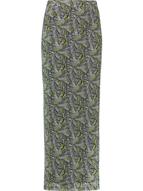 Dani skirt | lime - black