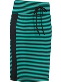 Rene emerald stripe