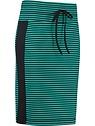 Rene emerald stripe