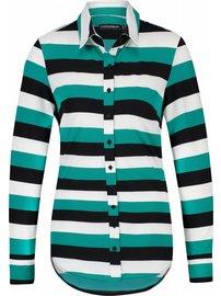 Poppy emerald stripe
